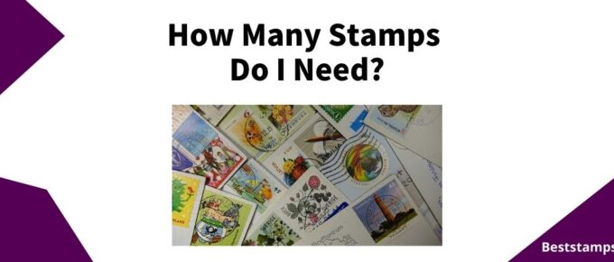 banner for a guide on How many stamps do I need?